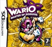wario: master of disguise - nintendo ds