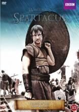 warriors - spartacus - DVD