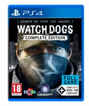 watch dogs - complete edition (nordic) - PS4