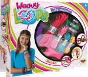weavy loops - maxi kit (30493) - Kreativitet