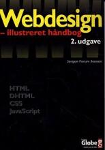 webdesign - illustreret håndbog - bog