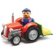 weebledown farm - traktor - Babylegetøj