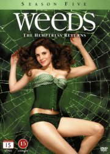 weeds - sæson 5 - DVD