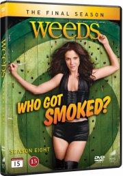 weeds - sæson 8 - DVD