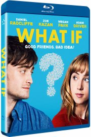what if - Blu-Ray
