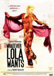 whatever lola wants - DVD
