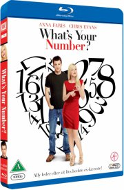 whats your number  - blu-ray+dvd