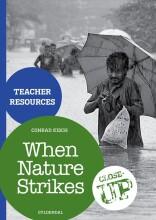 when nature strikes - teacher resources - bog