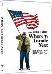 where to invade next - DVD