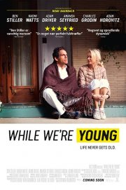 while we're young - DVD