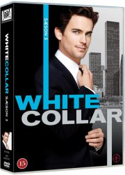 white collar - sæson 3 - DVD