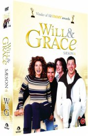 will og grace - sæson 4 - DVD