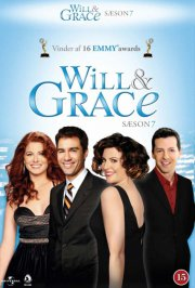 will og grace - sæson 7 - DVD