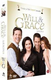 will og grace - sæson 8 - DVD