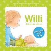 willi bliver storebror - bog
