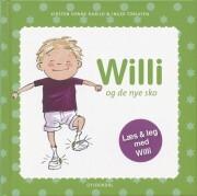 willi og de nye sko - bog
