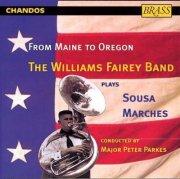 williams fairey band - sousa marches - cd