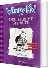 wimpy kid 5 - den grumme sandhed - bog