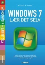 windows 7 - lær det selv - bog