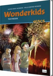 wings 5 kl. wonderkids, textbook med cd - bog