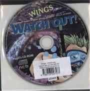 wings, watch out, elev-cd med mp3 filer - bog