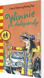 winnie på skolepatrulje - bog