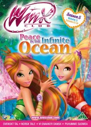 winx club - sæson 5 - vol. 5 - DVD