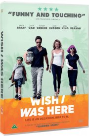 wish i was here - DVD
