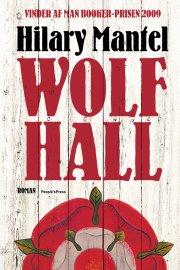 wolf hall - bog