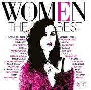 women - the best 2014 - cd