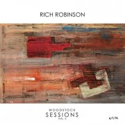 rich robinson - woodstock sessions - cd