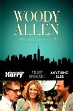 woody allen filmboks - grøn - DVD
