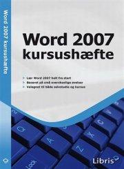 word 2007 kursushæfte - bog