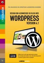 wordpress - design din hjemmeside og blog - bog