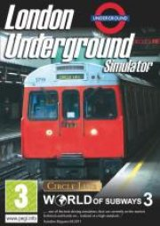 world of subways vol. 3: london underground  - PC