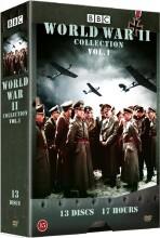 world war ii collection - del 1 - bbc - DVD