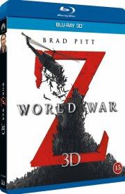 world war z - 3d - Blu-Ray