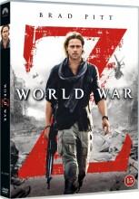 world war z - DVD