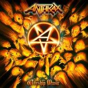 anthrax - worship music - Vinyl / LP