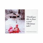 would you like to hear a real christmas tale? - bog