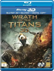 wrath of the titans 3d+2d - Blu-Ray