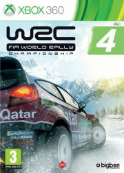 wrc: fia world rally championship 4 - xbox 360