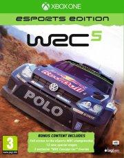 wrc 5 - esport edition (nordic) - xbox one