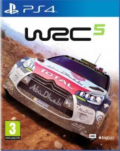 wrc 5: world rally championship - PS4