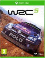 wrc 5: world rally championship - xbox one