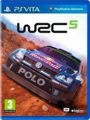 wrc 5: world rally championship - ps vita