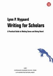 writing for scholars - bog
