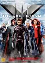 x-men 3 - det sidste opgør - DVD