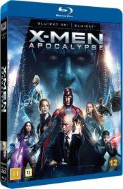 x-men: apocalypse - 3d - Blu-Ray