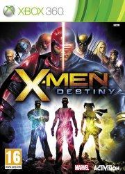 x-men: destiny - xbox 360
